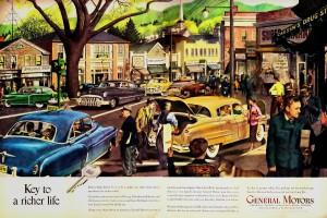 General Motors town